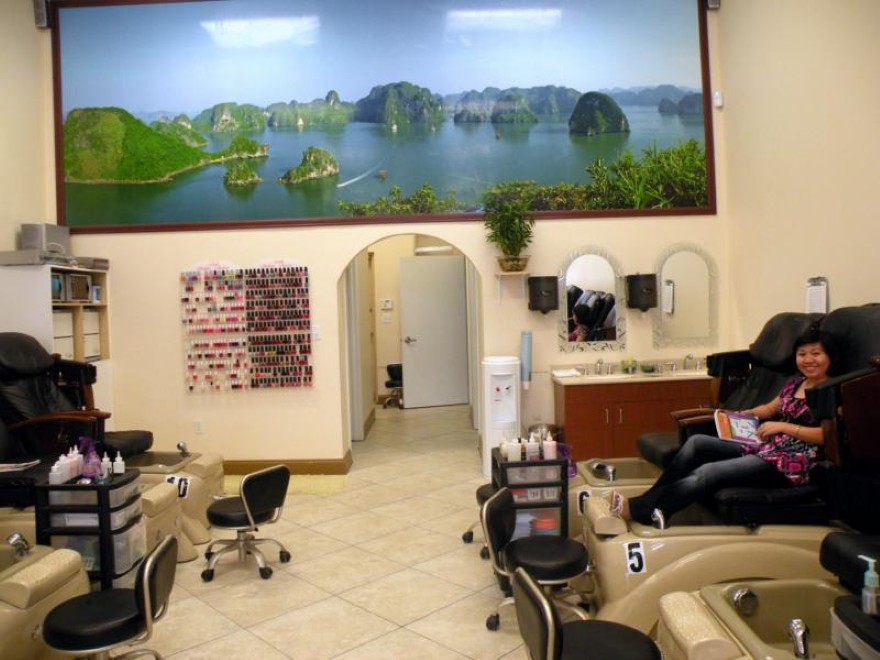 Office , 5 Fabulous Nail Salon Interior Design Ideas : Nail Salon Interior  Design Ideas