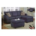 Navy Blue Microfiber sectional sofa , 7 Nice Navy Blue Sectional Sofa In Furniture Category