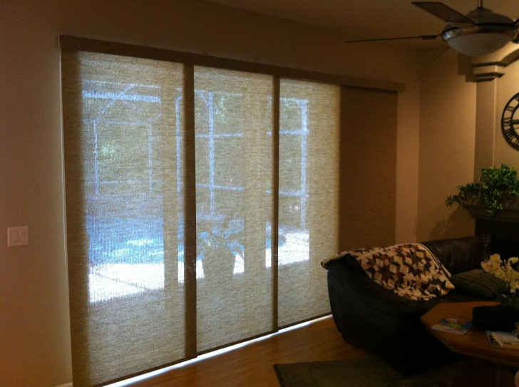 Others , 7 Ultimate Window Coverings For Sliding Glass Doors : New Window Covering