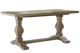 659x613px 6 Gorgeous Oak Trestle Dining Table Picture in Furniture