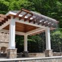 Homes , 8 Top Outdoor curtains for pergola : Outdoor Pergola Curtains