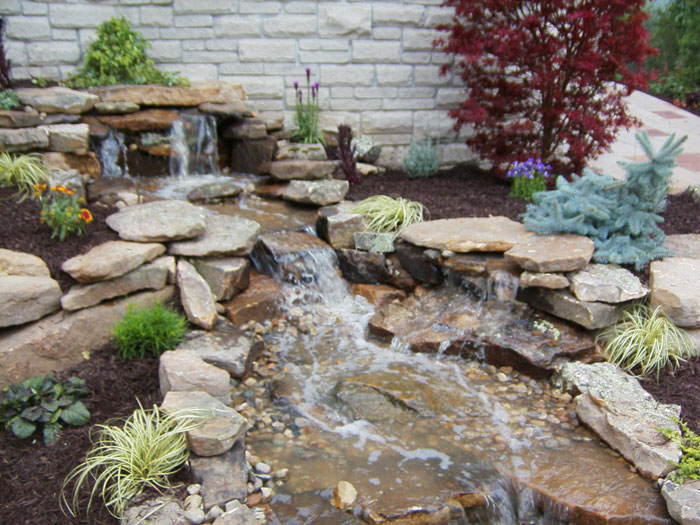 Others , 7 Top Pondless Fountain : Pondless Waterfalls Examples