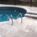 Pool Remodeled , 7 Hottest Travertine Pool Coping In Others Category