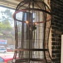 Post image for The Caged Bird Sings , 7 Stunning Birdcage Light Fixture In Lightning Category