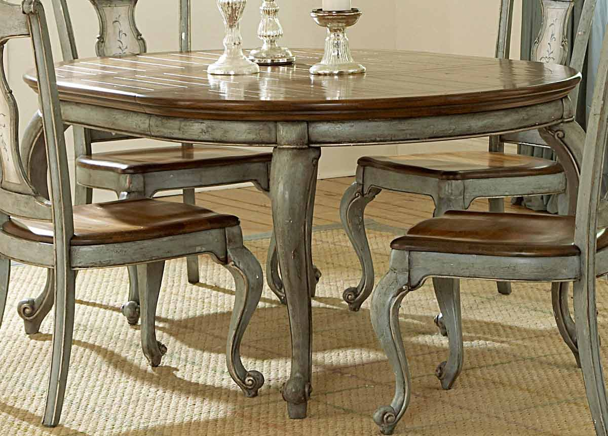 Dining Room , 4 Best Pulaski Dining Table : Pulaski Jolie Round Dining Table