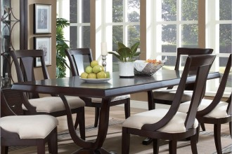 800x800px 4 Best Pulaski Dining Table Picture in Dining Room