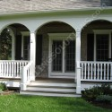 Railing Solutions , 7 Unique Front Porch Railings In Homes Category