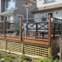 Random Bent Design , 5 Ultimate Wrought Iron Deck Railing In Others Category