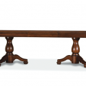 Rectangular Double Pedestal Table , 8 Good Rectangular Pedestal Dining Table In Furniture Category