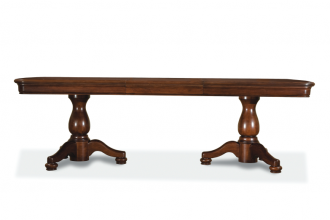 814x522px 7 Hottest Double Pedestal Dining Room Table Picture in Furniture