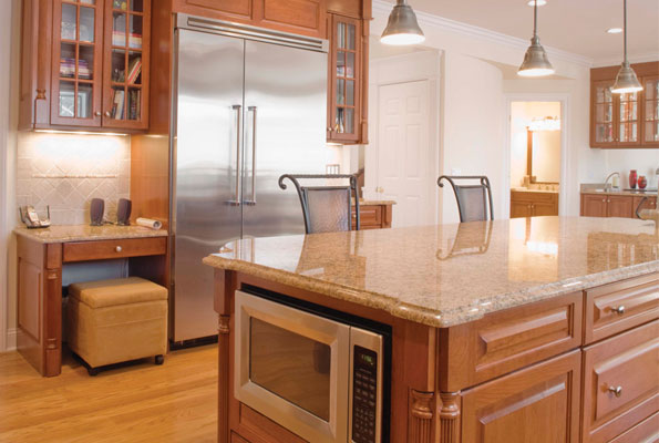 Kitchen , 7 Awesome Cabinet Refacing Cost : Refacing kitchen cabinets