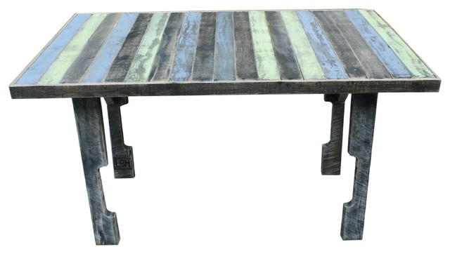 Furniture , 7 Best Repurposed Dining Table : Repurposed Pallet Dining Table