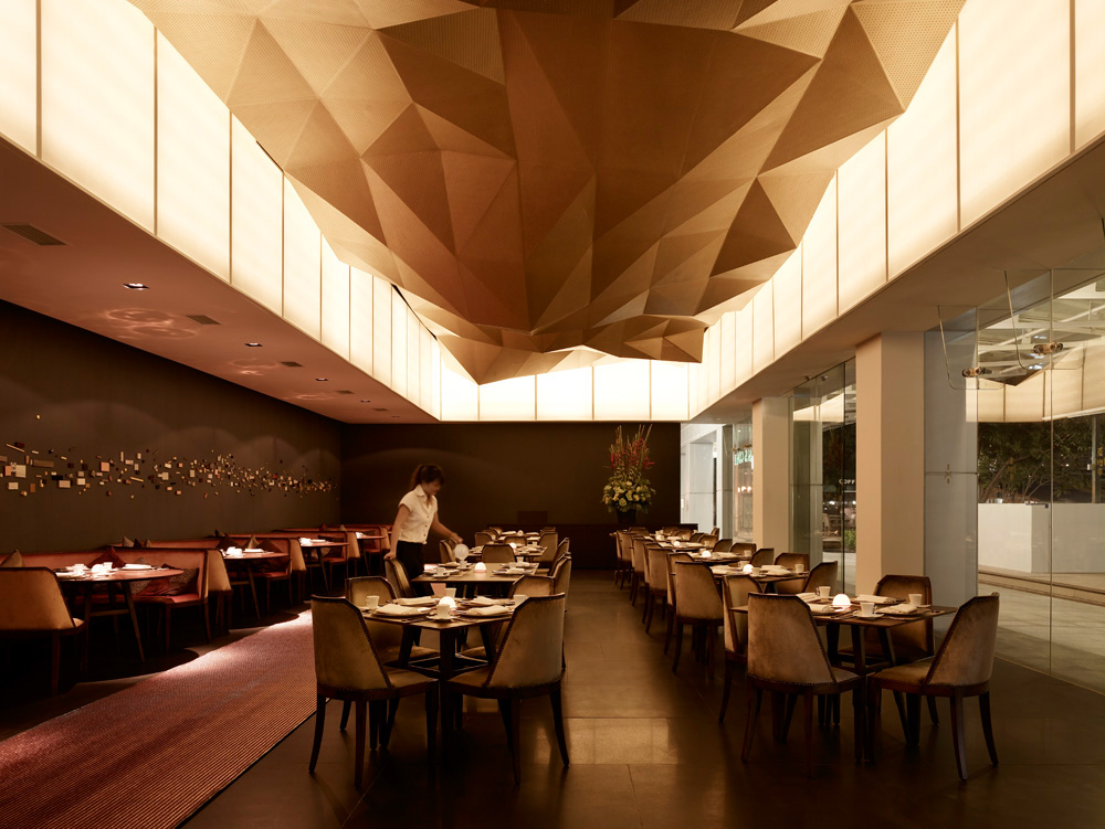 Restaurant interior design stunning
