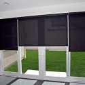 Roller shades , 5 Ideal Roman Shades For Sliding Glass Doors In Interior Design Category