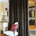 Room divider ideas , 7 Charming Divider Curtains In Others Category