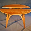 Round Dining Room Tables , 4 Top Round Expandable Dining Room Table In Furniture Category