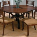 Round Dining Table Set , 8 Charming Expandable Dining Table Set In Dining Room Category