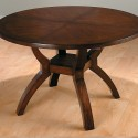 Round Expandable Wood Dining Table , 7 Stunning Expandable Round Dining Table In Furniture Category