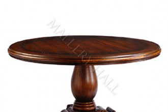 600x600px 6 Charming Mahogany Pedestal Dining Table Picture in Furniture