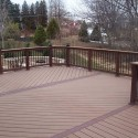 Saddle Trex deck , 7 Good Trex Decking In Others Category