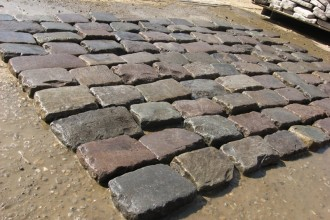 800x600px 7 Stunning Cobblestone Pavers Picture in Others