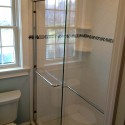 Semi Frameless , 7 Unique Semi Frameless Shower Doors In Bathroom Category