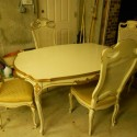 Shabby French Provincial Dining Room Table , 8 Stunning French Provincial Dining Table And Chairs In Dining Room Category