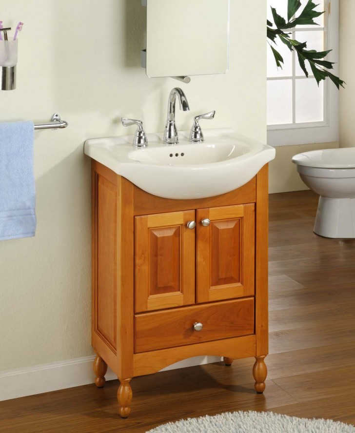 Furniture , 7 Unique Narrow Depth Bathroom Vanity : Shallow Depth Vanity