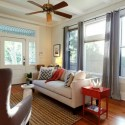 Similar window treatments for sunroom , 7 Popular Sunroom Window Treatments In Interior Design Category