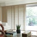 Sliding Door , 6 Ideal Window Treatments For Sliding Glass Door In Interior Design Category