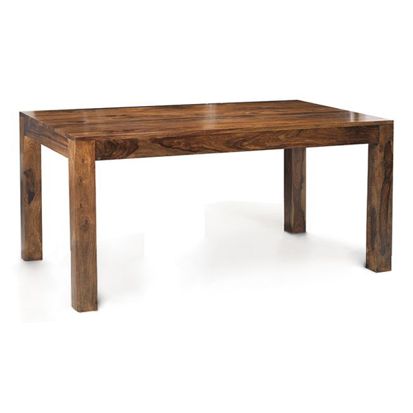 Furniture , 7 Charming Sheesham Dining Table : Solid Sheesham Dining Table
