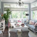 Some sunrooms repeat , 7 Charming Interior Design Ideas For Sunrooms In Living Room Category
