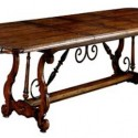 Spanish Colonial Extension Dining Table , 7 Awesome Emerson Dining Table In Furniture Category
