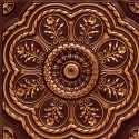 St. Andrews Garden , 8 Stunning Faux Tin Ceiling Tiles In Others Category