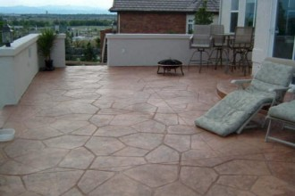 535x401px 7 Best Stamped Concrete Patios Picture in Others