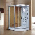 Steam Sauna , 6 Top Sauna Shower Combo In Bathroom Category