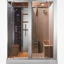 Steam Shower , 6 Top Sauna Shower Combo In Bathroom Category