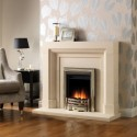 Stone Fireplaces , 7 Stunning Limestone Fireplace In Others Category