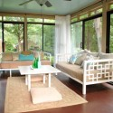 Sunroom Window , 7 Popular Sunroom Window Treatments In Interior Design Category