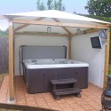 Swim Spa Enclosures , 8 Fabulous Hot Tub Enclosure In Others Category