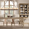 Table Centerpieces Ideas , 7 Cool Restoration Hardware Dining Room Tables In Dining Room Category