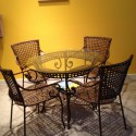 Table Centerpieces Ideas , 8 Brilliant Pier One Dining Table And Chairs In Dining Room Category
