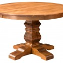 Table for Dining Room , 7 Top Amish Round Dining Table In Furniture Category