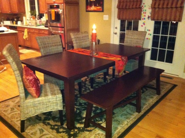 Pier 1 Dining Room Table Chairs Designs