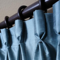 The Great Curtain Company , 8 Brilliant Drapery Pleat Styles In Furniture Category