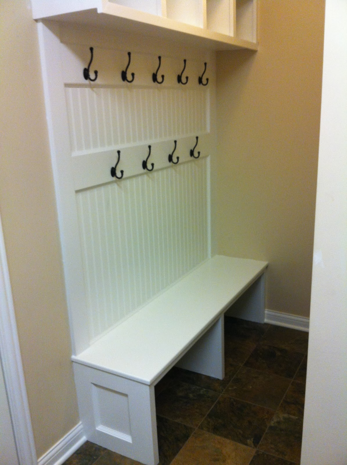 1195x1600px 7 Stunning Mudroom Benches Picture in Kitchen Appliances