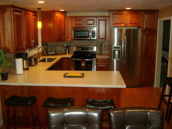 Kitchen , 7 Hottest Thomasville Kitchen Cabinets : Thomasville Maple cabinets