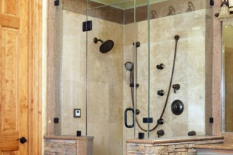 500x500px 7 Charming Shower Stall Ideas Picture in Bathroom