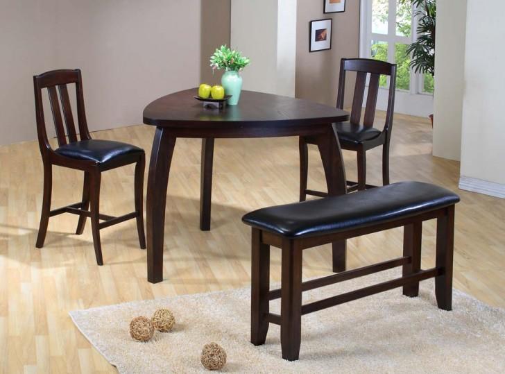 Dining Room , 5 Nice Triangular DiningTable : Tracy Dining Table Set