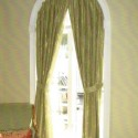 Traditional Living Room , 7 Stunning Arched Window Treatments In Furniture Category